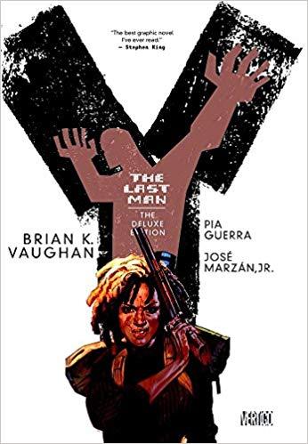 Y:The Last Man Deluxe Edition Vol 2