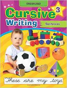 Cursive Writing Book