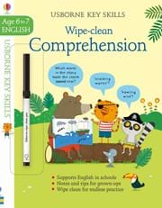 Wipe-Clean Comprehension 6-7