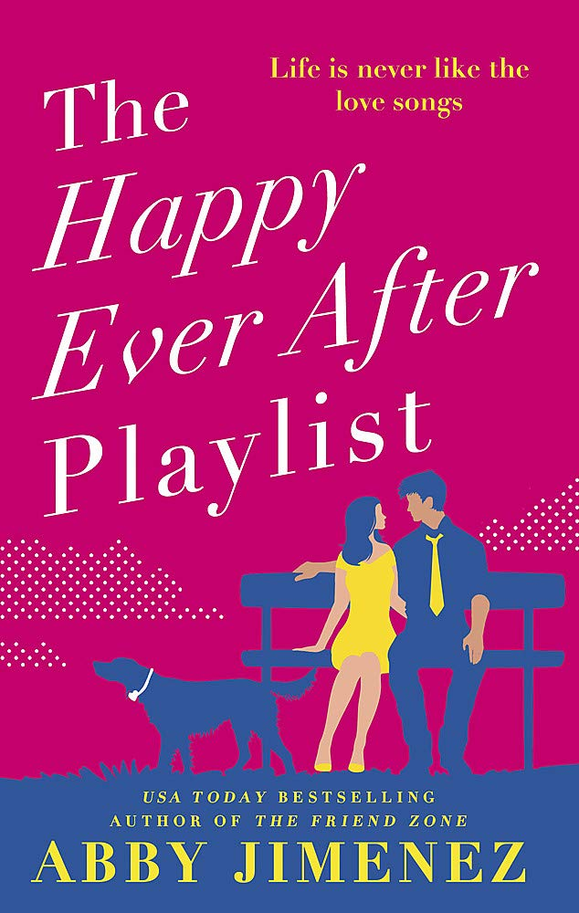 The Happy Ever After Playlist: 'Full of fierce humour and fiercer heart'